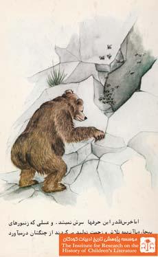 خرس و زنبورها(۱۱)