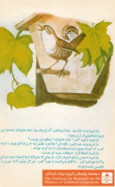 آشیانه پرندگان۱۶