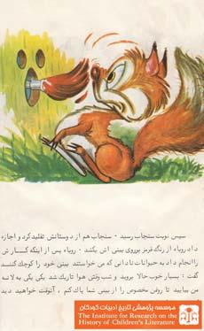 روباه دم حنایی(۱۲)