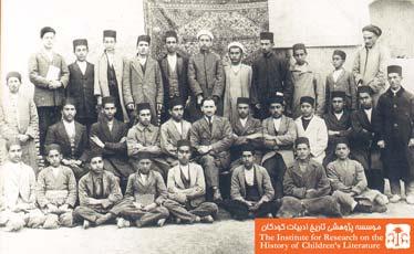 دانش آموزان و معلمان، اصفهان