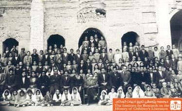 دانش آموزان و معلمان، یزد