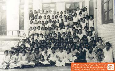 مدرسهی دخترانه، تهران