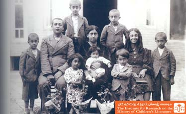 خانواده یعقوب رستگار، تهران