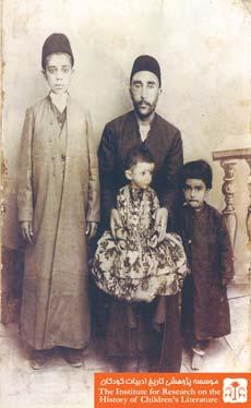خانواده ملا محمد تقی لیوی، مشهد