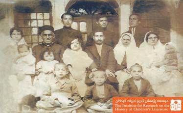 خانوادهی مرتضی خان نی داوود، تهران