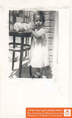 دختر بچهی ارمنی