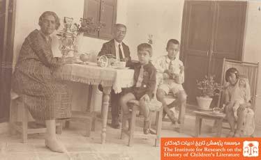 خانوادهی ارمنی، تهران