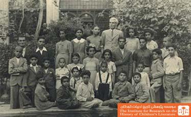 جبار باغچه بان  و دانش آموزان کر و لالهای تهران