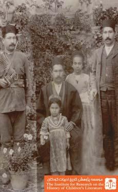 خانوادهای در تبریز