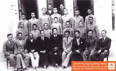 دبیران و دانش آموزان کلاس سوم دبیرستان علیه اصفهان