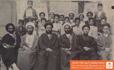 اولیا و دانش آموزان دبیرستان گلبهار