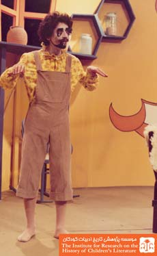 نمایش تلویزیونی خرس و کوزه عسل