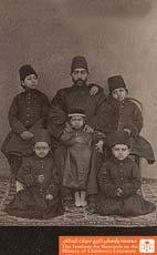 کودکان در دوره قاجاریه