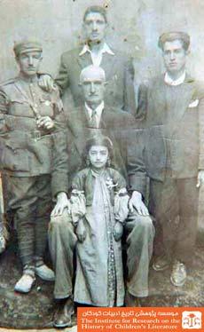 خانواده حسن خان مرادی باونپور