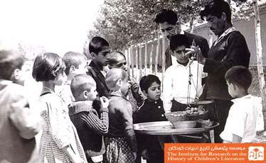 کودکان و دستفروش، شیراز